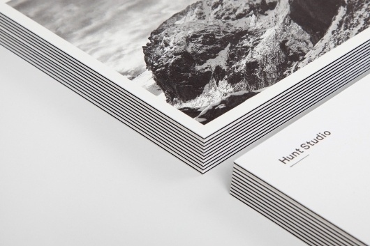 Hunt Studio (Identity) – Hunt Studio | Multi-disciplinary design studio | Melbourne #design #identity #cards #business