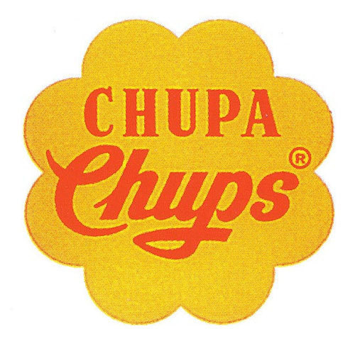 Chupa Chups logo by Dali #chupa #chups