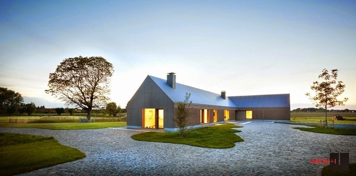 House V at R by BURO II & ARCHI+I #ideas #design #architecture
