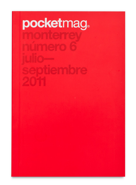 Pocketmag. on Behance #brand