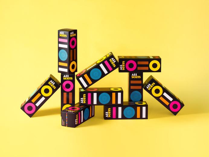 Allsorts | BOND #packaging #bond #all #liquorize #vintage #sorts