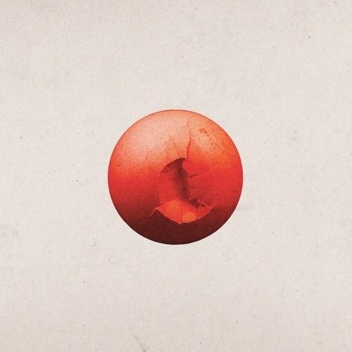tumblr_lnpu5xID3F1qgycrgo1_500.jpg (JPEG Image, 500x500 pixels) #egg #red #design #broken #circle #japan