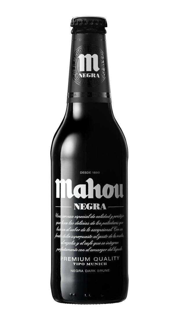Mahou Negra on Behance #beer #mahou #negra #black