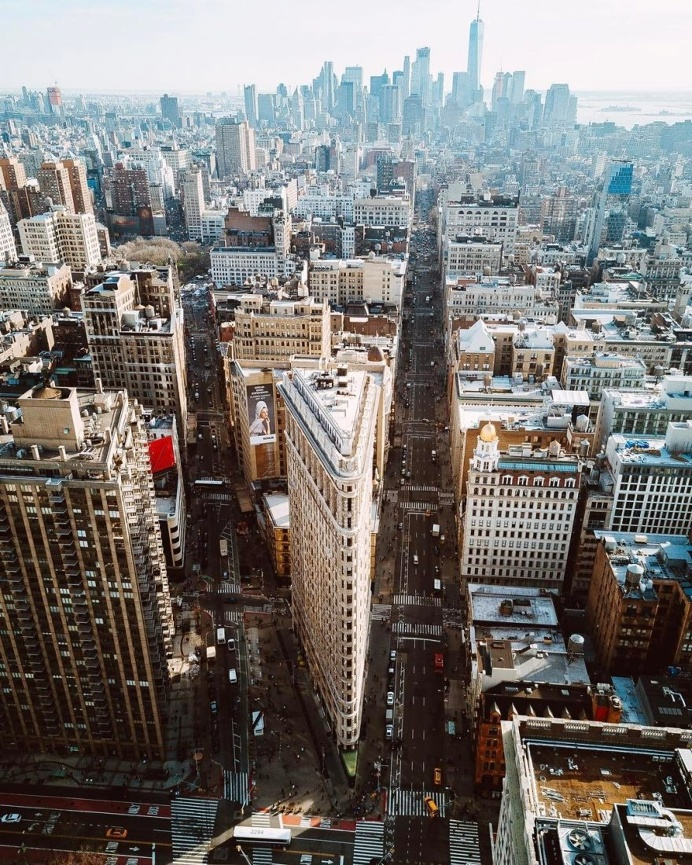 Stunning Urban Instagrams of New York City by Humza Deas