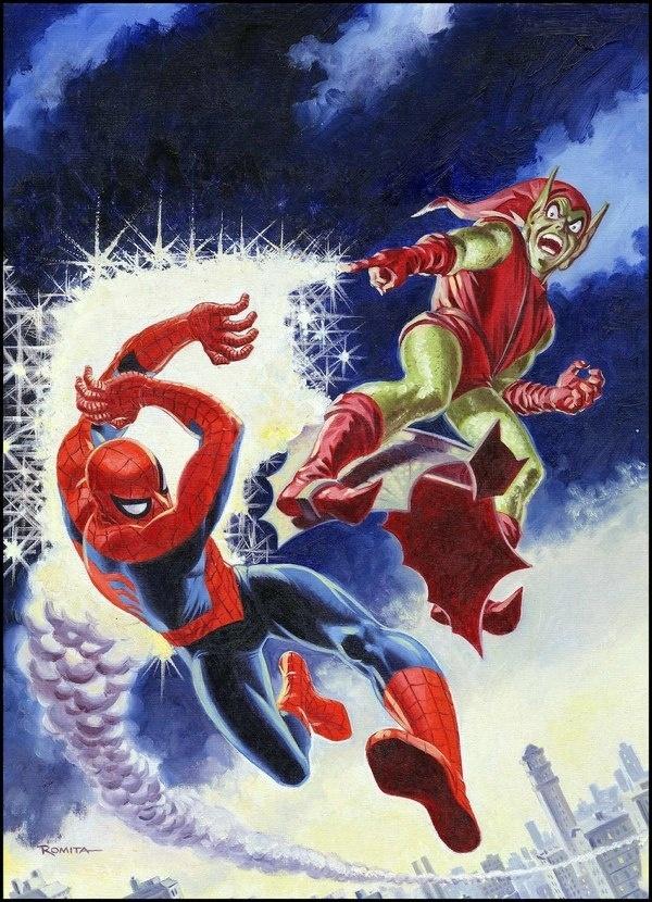 Spectacular Spider-Man #2 1968