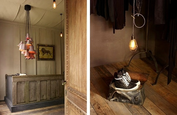 openhouse barcelona fashion house hostem london interior by james plumb 7 #retail