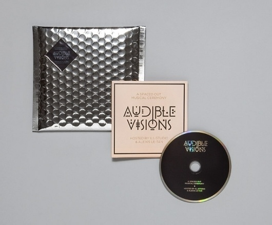 Ill Studio - Audible Visions #audible #cover #vision #studio #ill