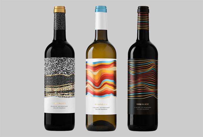 packaging, wine