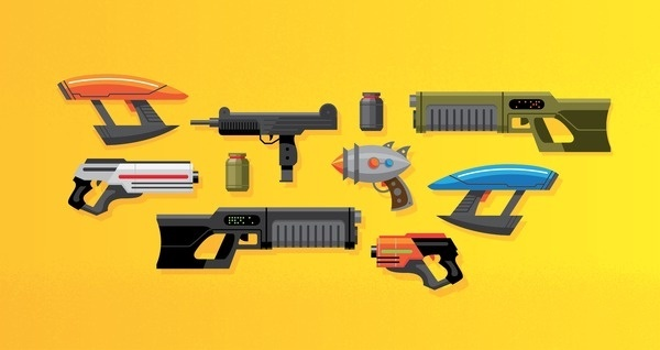 Guns_n_stuff_full #illustration