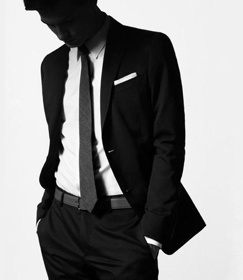 Merde! - Fashion photography #fashion #photo #male #suit