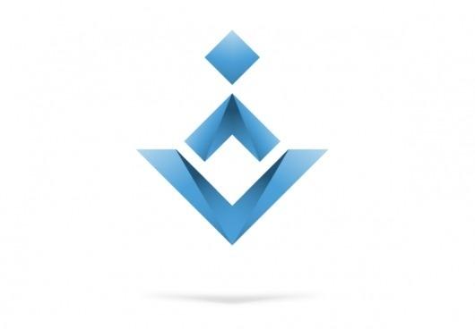 onestepcreative » Identity System for Dinabo Bedrift #logomark #logo #identity #branding