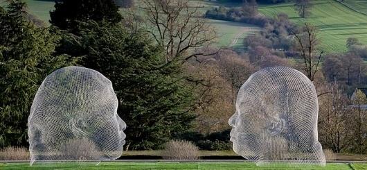 Yorkshire Sculpture Park | YSP This Season #sculpture