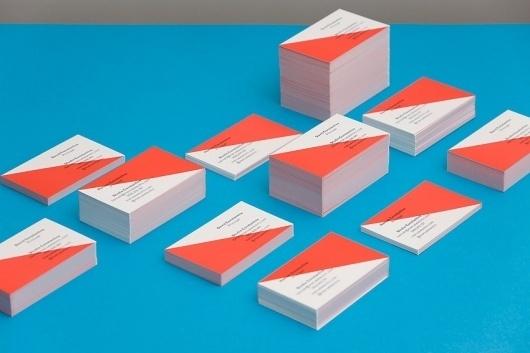 The Manual Electric / Studio Constantine | Design Graphique #design #graphic #cards #business