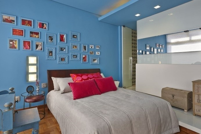 Retro style revived Santo Agostinho apartment renovated by architect Gislene Lopez - www.homeworlddesign.com (22) #brazil #retrostyle #home
