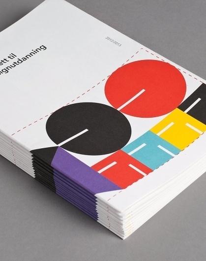 Heydays — Designinstituttet #geometry #heydays #design #graphic