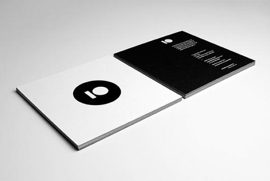 Weber Shandwick Invite on the Behance Network #invite #white #print #black #minimal #and #foil #typography