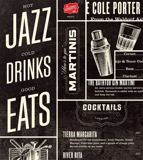 The Landing : JAMIE STOLARSKI #jazz #menu #the #landing #club