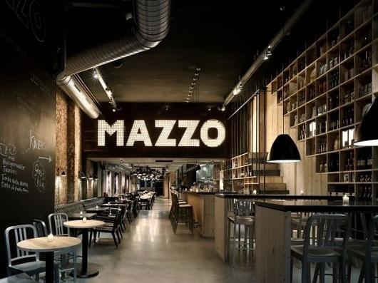 Mazzo by Concrete Architectural Associates » CONTEMPORIST #mazzo #amsterdam
