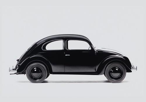 KariusBaktus — the visual journal of Mads Burcharth #beatle #classic #car #black