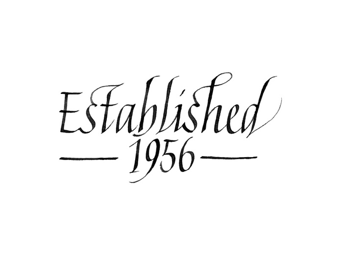 Established by Joan Quirós. #calligraphy #logotype