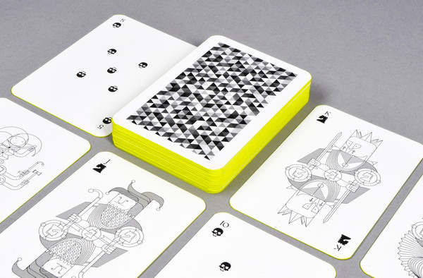 lovely package whimsical playing cards 6 #cards