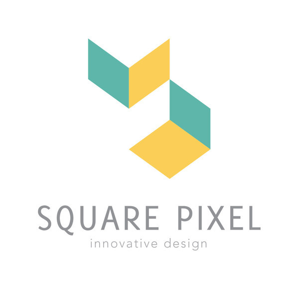 Square Pixel on Behance #pixel