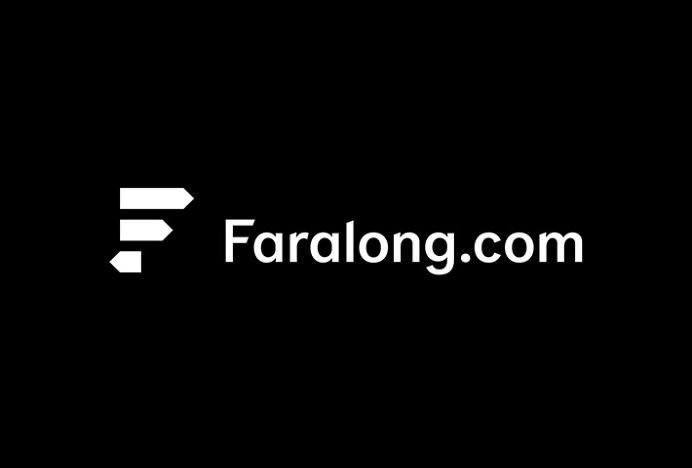 Faralong.com by Proxy #logo #logotype #mark #typography