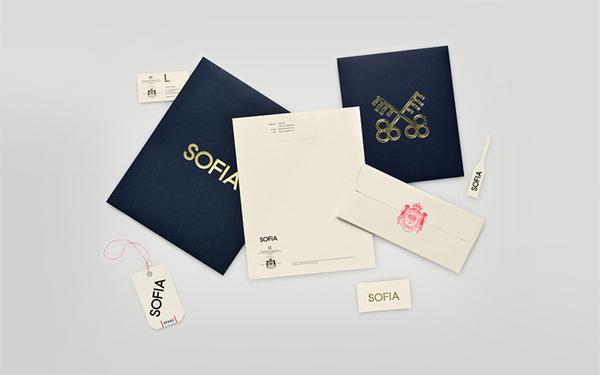 Anagrama — Sofia by Pelli Clarke Pelli Architects #identity