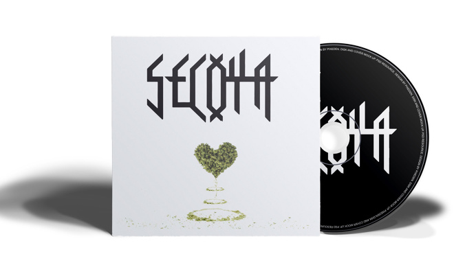 Secoya Album Art #Weed #Love