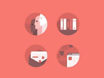Insomnia_landing_icons_chillemi #flat #vector #icons #illustrations