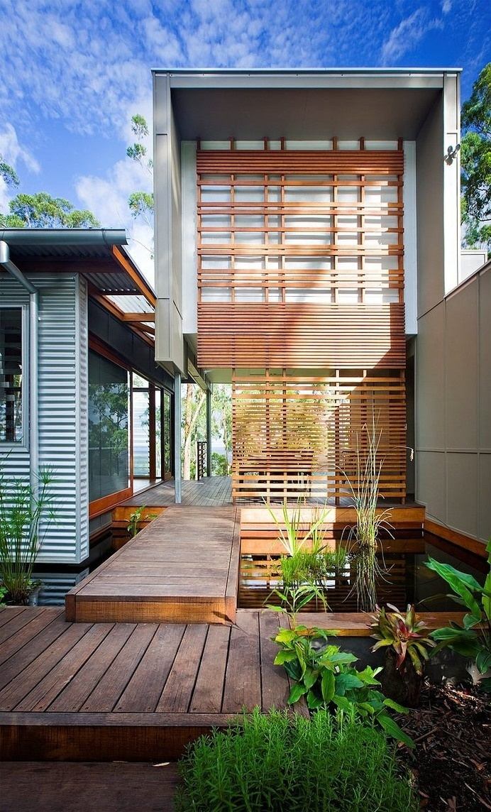 Storrs House by Tim Stewart Architects #architecture