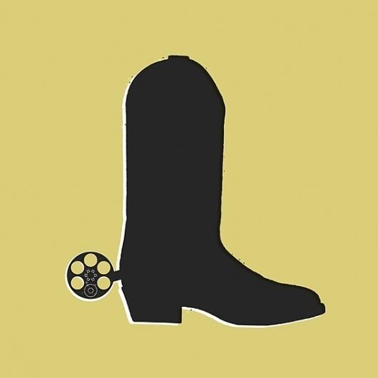 Diego Mir ilustración #diego #spain #event #valencia #mir #revolver #illustration #cinema #boot