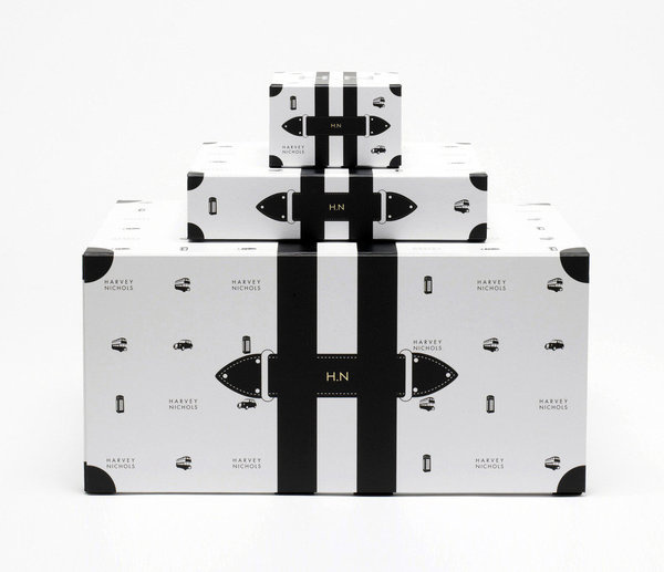 Harveynichols_black_boxes2 #boxes2 #black #harveynichols