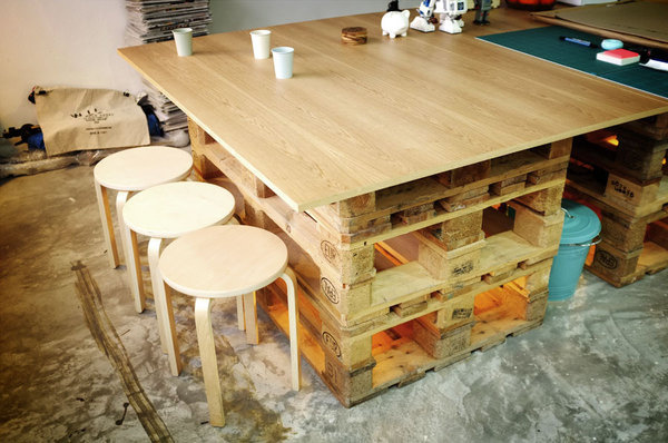 acre studio Singapore www.mr cup.com #diy #table #awesome