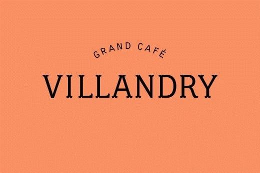 mind design #type #cafe #logo