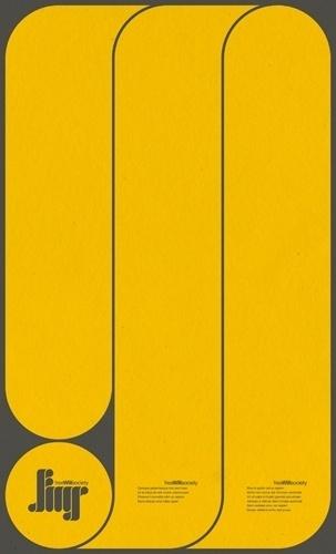 FWS identity, Mihail Mihaylov's Portfolio #yellow #graphic #poster