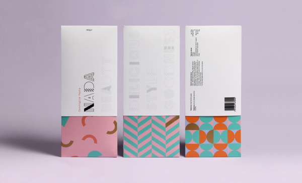 Nada (Student Project) on Packaging of the World - Creative Package Design Gallery #packaging #food #branding