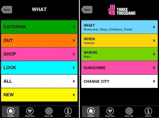 The Thousands City Guides #awesome
