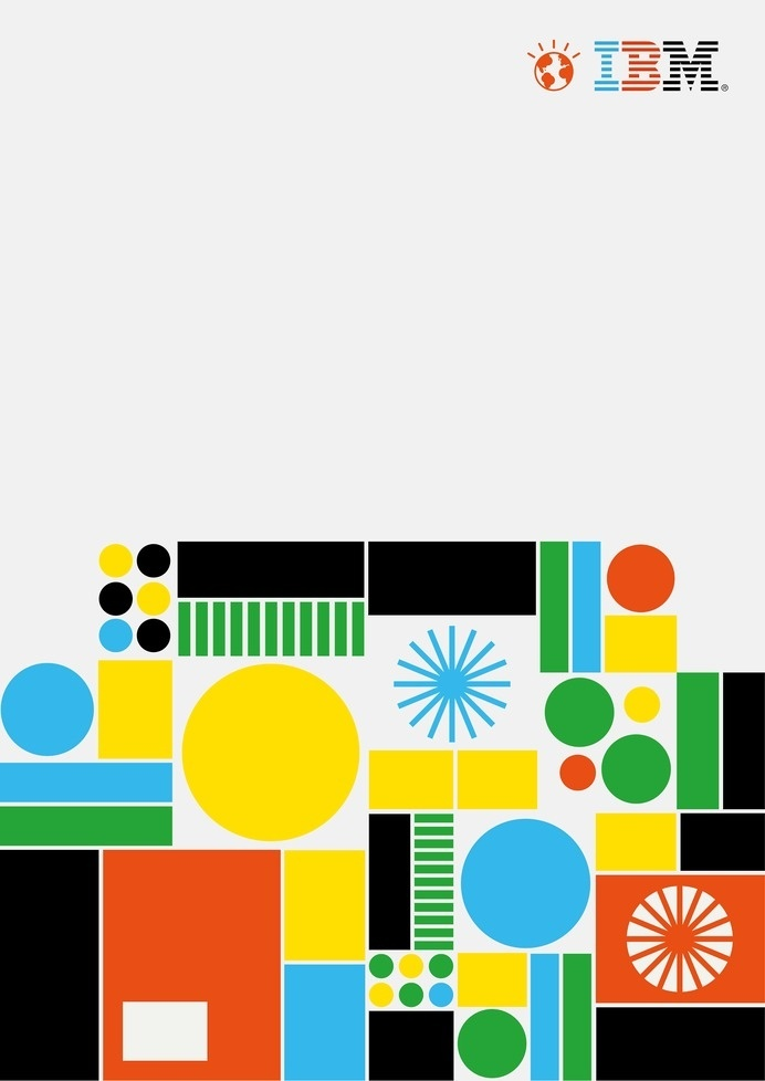 The Cognitivie Puzzles Ogilvy campaign for IBM Software, yum! Illos by HORT & Carl De Torres. #torres #carl #de #poster