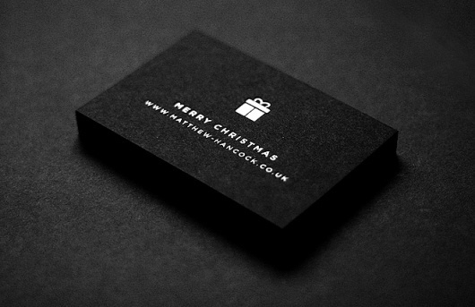 Pelican Jigsaw #business #card #design #graphic #christmas #minimal #cards