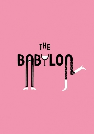 Mason London #illustration #typography