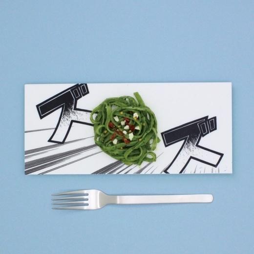 Design You Trust – Social design inspiration! #ideogram #japanese #design #graphic #porcelain #food #dish