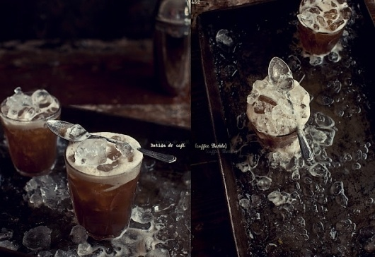 What Katie Ate #coffee #ice #photography