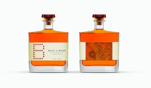 kyle poff - Krop Creative Database #packaging #whiskey #design #package