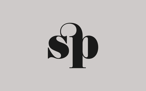 Specimen Logo #logo #ligature