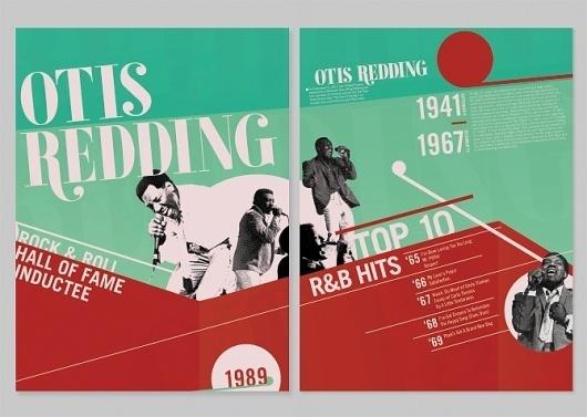 As Ever #redding #otis #poster #typography