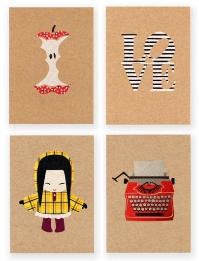Ask Alice – The Design Files #craft #illustration #paper