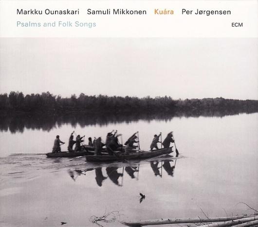 Images for Markku Ounaskari, Samuli Mikkonen, Per Jørgensen - Kuára: Psalms And Folk Songs #album #univers #minimalism #cover #ecm #duotone #records