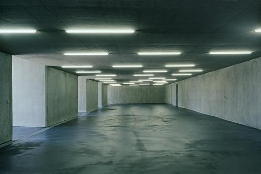 Garagenatelier in Herdern - Peter Kunz Architektur #garage