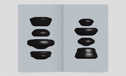Brad McNally | Design & Visual Communication #abstract #print #design #books #book #black #shapes #computers #magazine